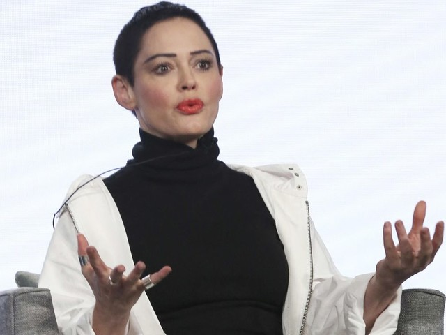Rose McGowan: Democrats 'are in a deep cult that they really don't know about'