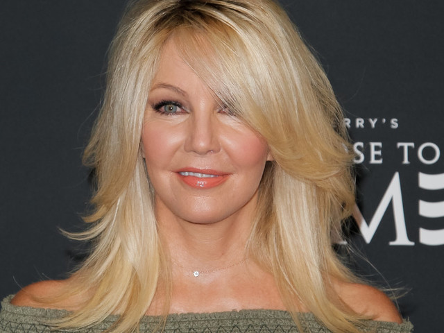 Heather Locklear returns to rehab for second time since hospitalization