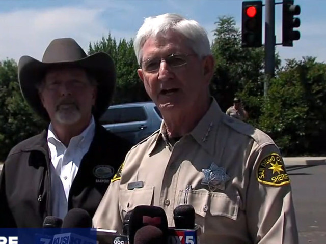 Off-duty border patrol agent chased San Diego synagogue shooter, opened fire