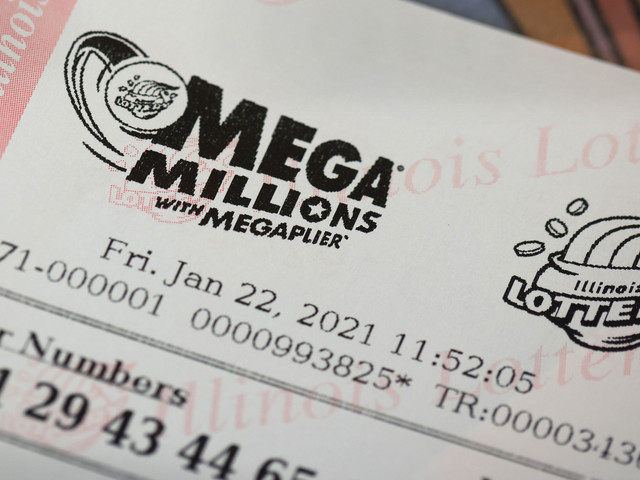 Mega Millions Lottery Winner Will Get a Mega Tax Bill