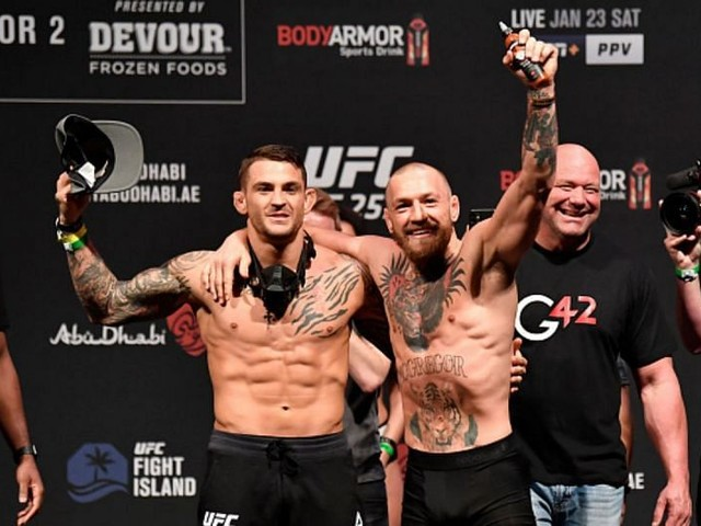 UFC 257: Here's How Much Money Conor McGregor and Dustin Poirier Are Expected to Earn
