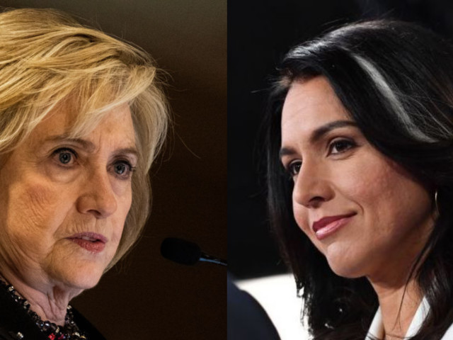 Tulsi Gabbard slaps Hillary Clinton with $50 million lawsuit after 'Russian asset' remarks