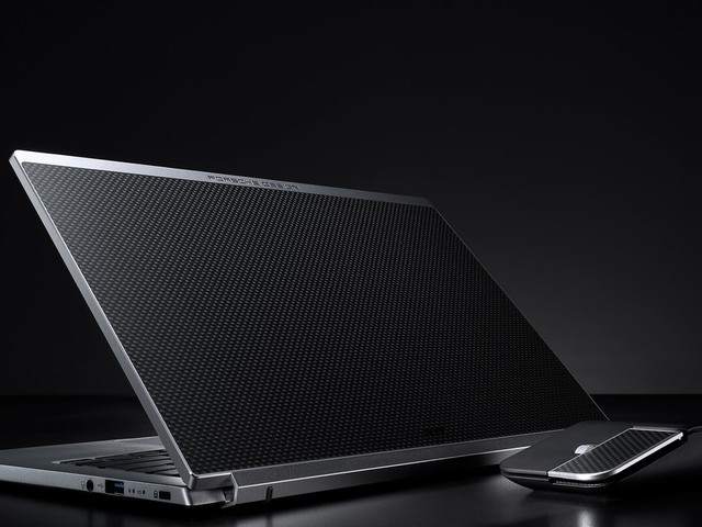 The Porsche Design Acer Book RS brings sports-car flair to a premium laptop