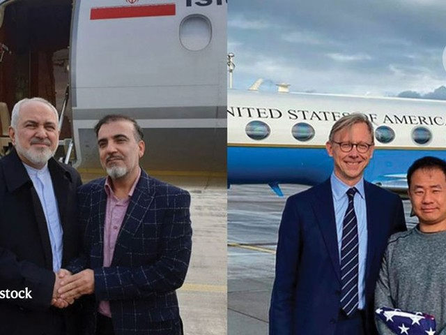 United States drops charges against two more scientists after Iran prisoner swap