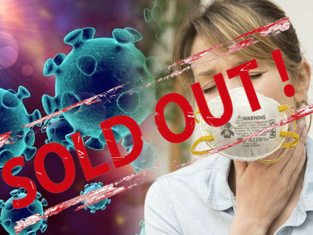 N95 Virus Masks Sell Out Across The U.S.