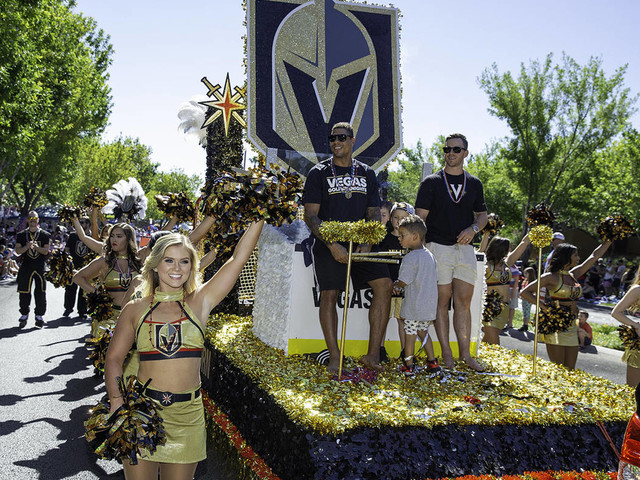 Summerlin Fourth of July parade draws more 40,000