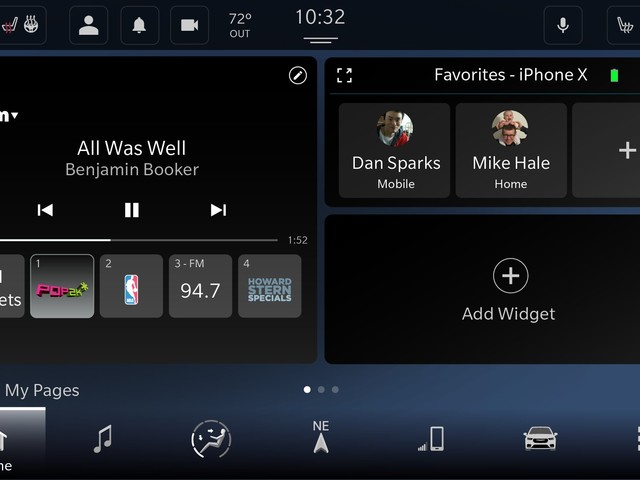 Fiat Chrysler's Android-Based Uconnect 5 Infotainment System Gains Wireless CarPlay and More
