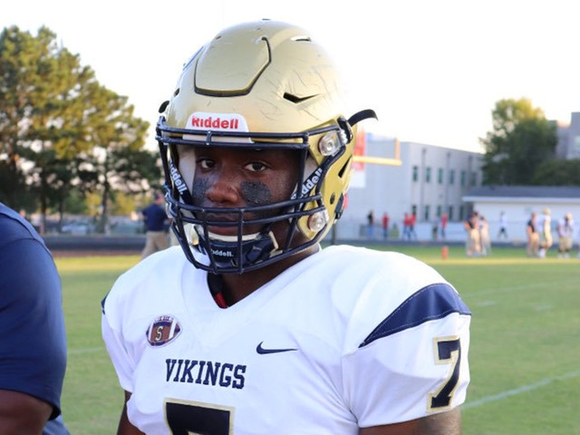 Spartanburg High School Football Player Nick Dixon Dies Unexpectedly Day After College Commitment