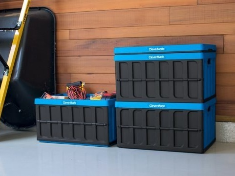 Enter today! Bob Vila's $3,000 Get Organized! Giveaway with CleverMade