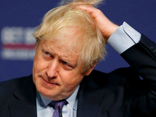 Boris Johnson broke this long list of manifesto promises to voters