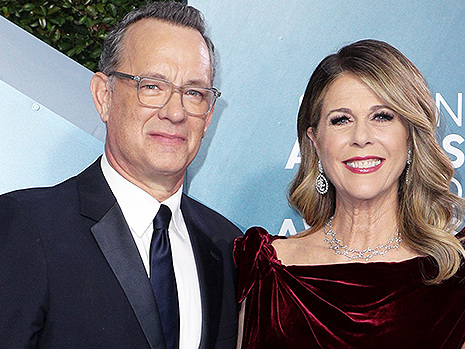 Tom Hanks Shares 1st Pic From Isolation After Coronavirus Diagnosis: 'There's No Crying In Baseball'