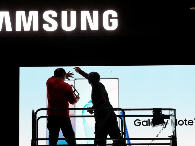 Samsung Plans to Set Up a Display Factory in India