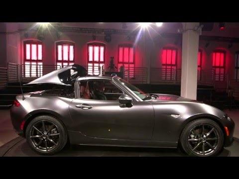 Here's How the Mazda Miata's Retractable Hardtop Works