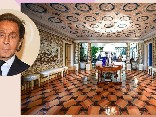 Valentino's Luxury Italian Villa La Vagnola Is On The Market For $13.3 Million