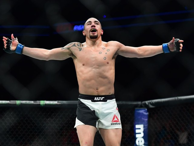 Whittaker on Till: That's the fight I'm currently interested in