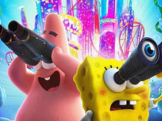 'The SpongeBob Movie' Trailer: Origin Story, A Snail-Napping And Keanu Reeves