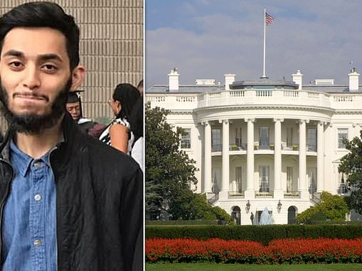 Radicalized Georgia man, 23, pleads guilty to plotting to blow up the White House