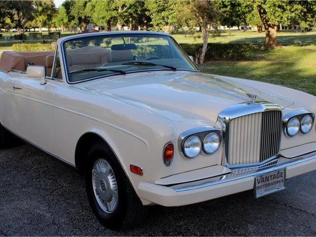 1987 Bentley Continental II