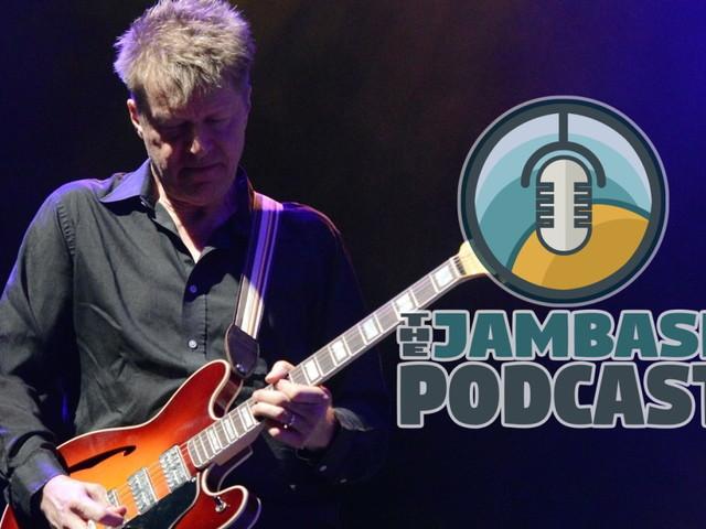 The JamBase Podcast: Wilco Guitarist Nels Cline