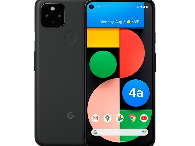 The Pixel 4a 5G is now official with $499 price tag