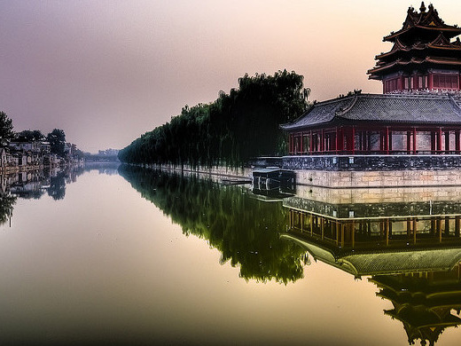 United: Dallas – Beijing, China. $540. Roundtrip, including all Taxes