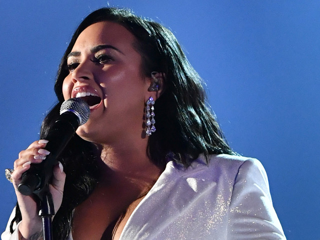 Demi Lovato Gives Emotional Performance of New Song 'Anyone' at Grammys 2020 - Watch Now