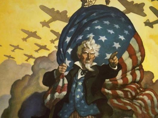 """""""Conflict Is Required"""" - Exposing America's Warfare State"""