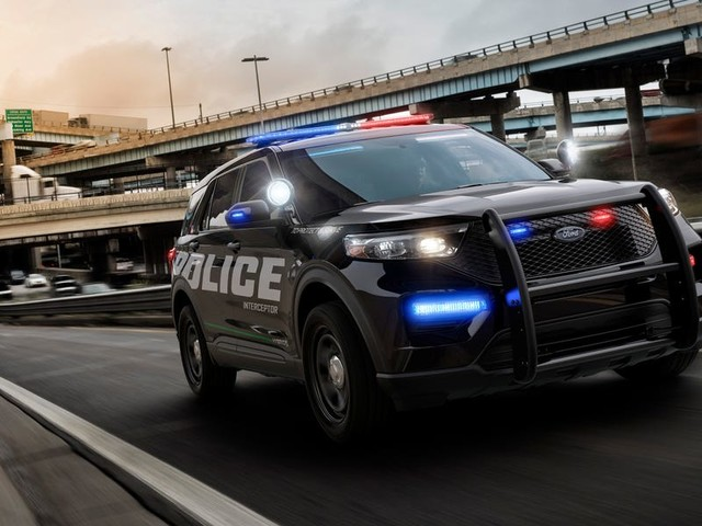 Ford CEO dismisses employees' call for company to stop making, selling custom police vehicles and products