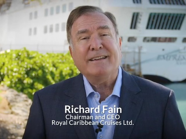 5 hints Royal Caribbean Group Chairman has shared about cruises resuming