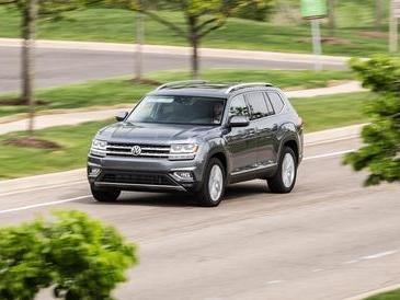 2018 Volkswagen Atlas V-6 4MOTION Tested: Macro Bus