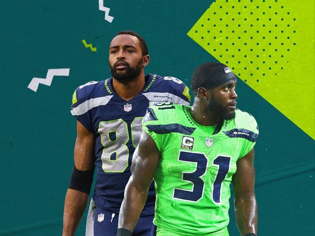 Doug Baldwin and Kam Chancellor were the best version of the Seahawks