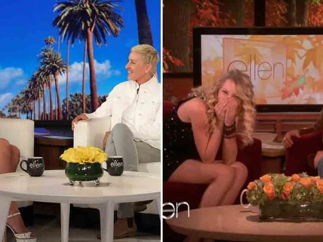 """Taylor Swift Regrets Putting Ex Joe Jonas """"on Blast"""" on Ellen When She Was 18"""