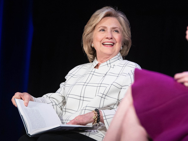 Ex-Clinton strategist: Don't rule out Hillary run, amidst Bloomberg's entrance