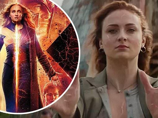 X-Men: Dark Phoenix bombs taking disastrous $14 million opening Friday after costing $200 million