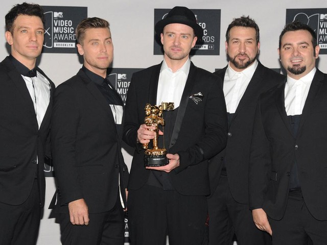 NSYNC will reunite for Hollywood Walk of Fame Star ceremony in April