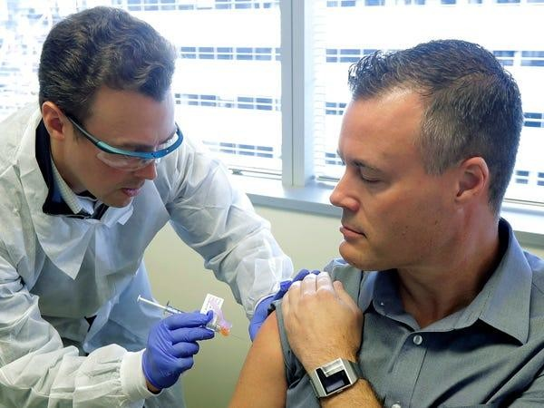 Less Than Half Of Americans PlanTo Get COVID Vaccine: AP Poll
