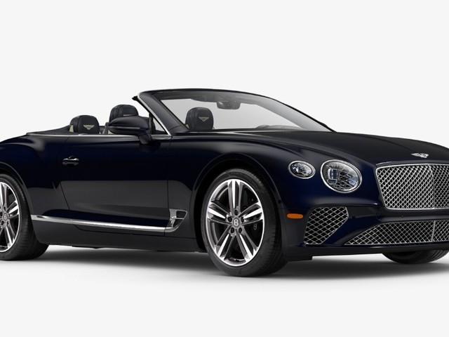 2021 Bentley Continental--GT