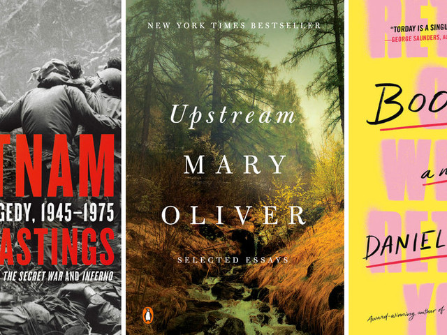 New in Paperback: 'Vietnam' and 'Upstream'