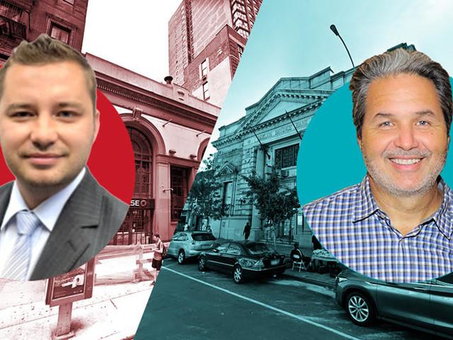 Manhattan investment sales show vital signs again