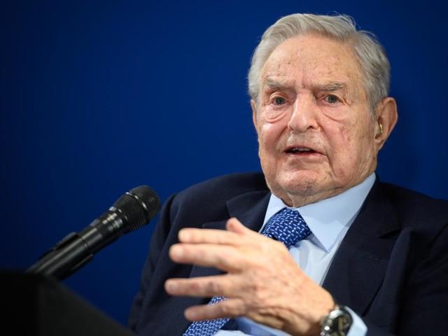 Amid 'authoritarian resurgence,' George Soros pledges $1 billion toward new university network