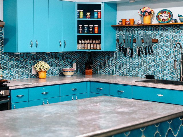Inside A Family-Run Food Company's Colorful Austin Office