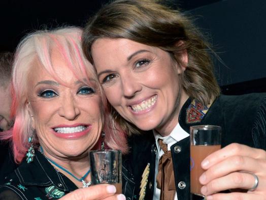 Tanya Tucker and Brandi Carlile Set as Dynamic Duo for Grammys