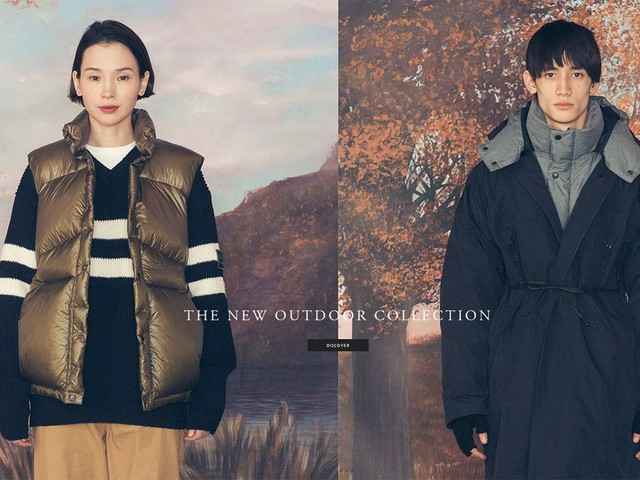 Woolrich outdoor label FW2019