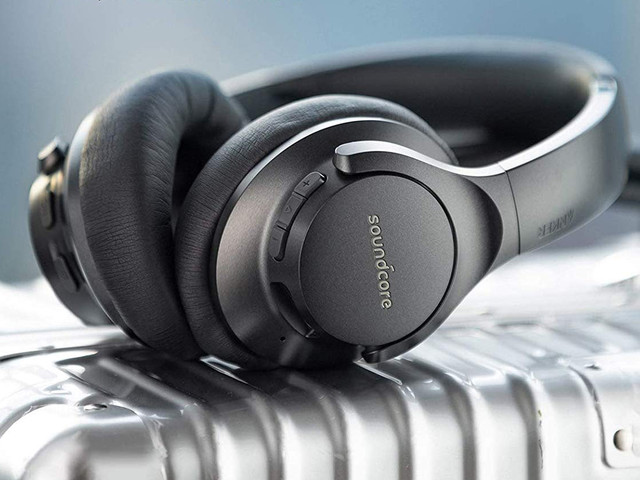 Are Sony and Bose noise cancelling headphones still too pricey at $280? Get Anker's for $40
