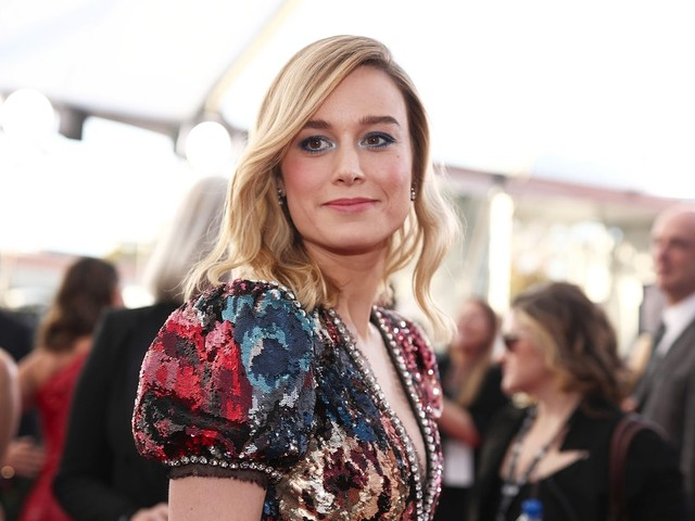This Video Of Brie Larson Pushing A Jeep Uphill During Her 'Captain Marvel' Training Is So Wild