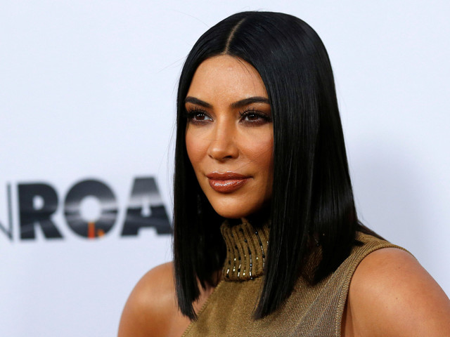Kim Kardashian Slammed Over 'Blackface' In KKW Beauty Promo Pics
