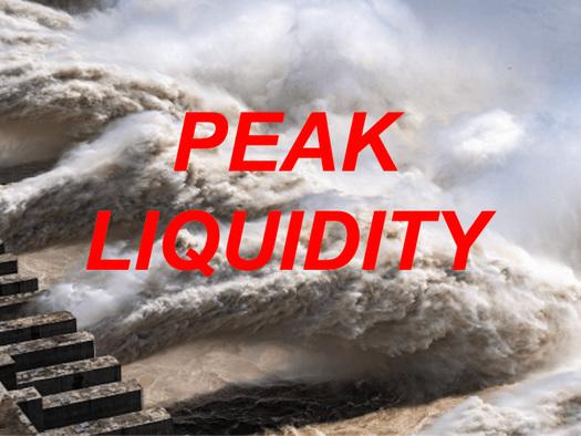 Peak Liquidity