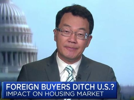 """Largest Correction Since The Great Recession"": U.S. Home-Buying By Foreigners Sees Record Plunge"