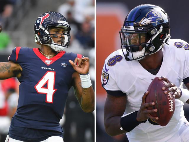Deshaun Watson vs Lamar Jackson: Rematch of epic college game