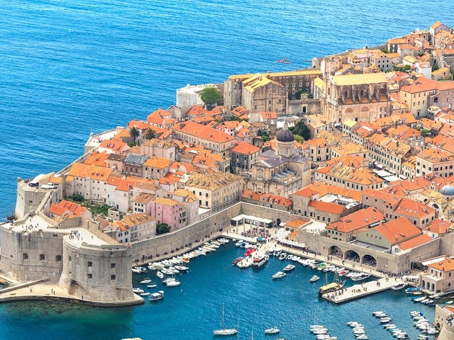 The Croatian city featured in 'Game of Thrones' is so flooded with tourists that it might ban new restaurants. It's one of many cities buckling under the weight of overtourism.